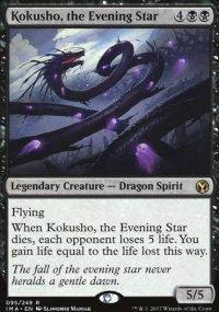 Kokusho, the Evening Star - Iconic Masters