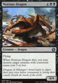 Noxious Dragon - Iconic Masters
