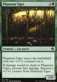 Phantom Tiger - Iconic Masters