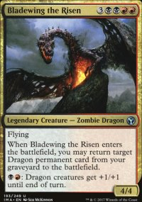 Bladewing the Risen - Iconic Masters
