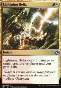 Lightning Helix - Iconic Masters
