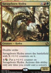 Savageborn Hydra - Iconic Masters