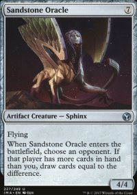 Sandstone Oracle - Iconic Masters