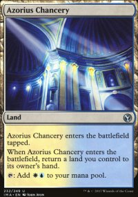 Azorius Chancery - Iconic Masters