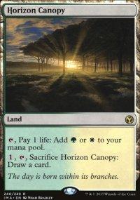 Horizon Canopy - Iconic Masters