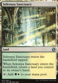 Selesnya Sanctuary - Iconic Masters
