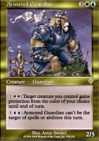 Armored Guardian - Invasion