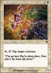 Benalish Trapper - Invasion