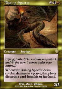 Blazing Specter - Invasion