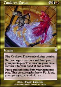 Cauldron Dance - Invasion