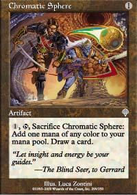 Chromatic Sphere - Invasion