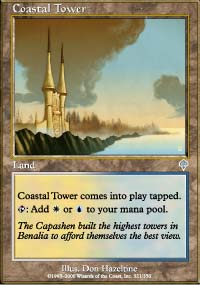 Coastal Tower - Invasion