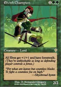 Elvish Champion - Invasion