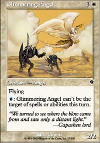 Glimmering Angel - Invasion