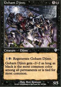 Goham Djinn - Invasion
