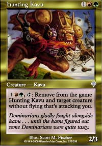Hunting Kavu - Invasion