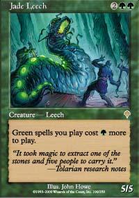 Jade Leech - Invasion