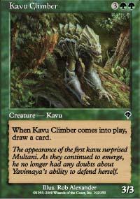 Kavu Climber - Invasion