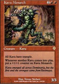 Kavu Monarch - Invasion