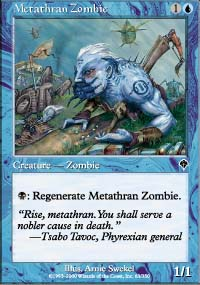 Metathran Zombie - Invasion