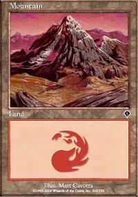 Mountain 1 - Invasion