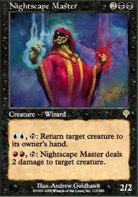 Nightscape Master - Invasion