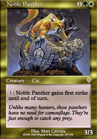 Noble Panther - Invasion