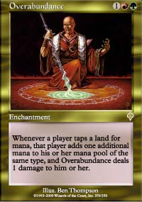 Overabundance - Invasion