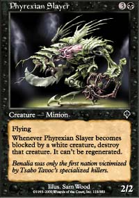Phyrexian Slayer - Invasion