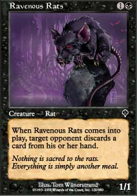 Ravenous Rats - Invasion