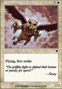 Razorfoot Griffin - Invasion