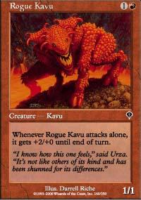 Rogue Kavu - Invasion