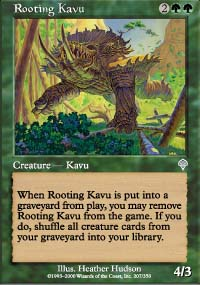 Rooting Kavu - Invasion