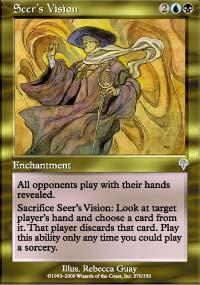 Seer's Vision - Invasion