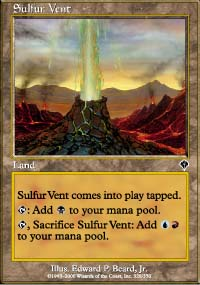 Sulfur Vent - Invasion