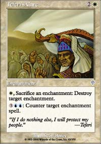 Teferi's Care - Invasion