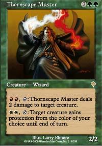 Thornscape Master - Invasion