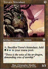 Treva's Attendant - Invasion