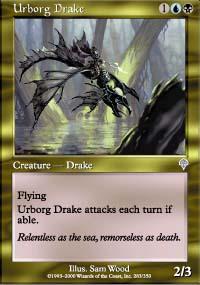 Urborg Drake - Invasion