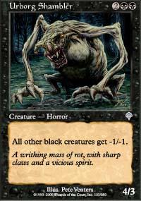 Urborg Shambler - Invasion