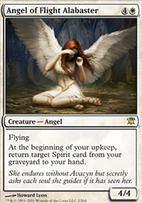 Angel of Flight Alabaster - Innistrad