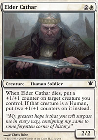 Elder Cathar - Innistrad