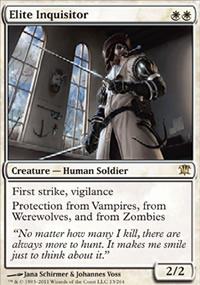 Elite Inquisitor - Innistrad