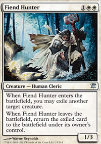 Fiend Hunter - Innistrad