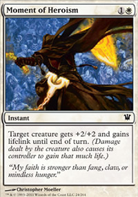 Moment of Heroism - Innistrad