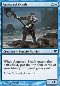 Armored Skaab - Innistrad