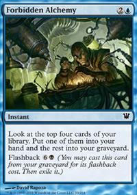 Forbidden Alchemy - Innistrad