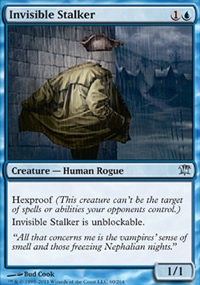 Invisible Stalker - Innistrad