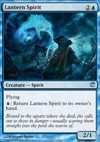 Lantern Spirit - Innistrad