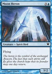 Moon Heron - Innistrad